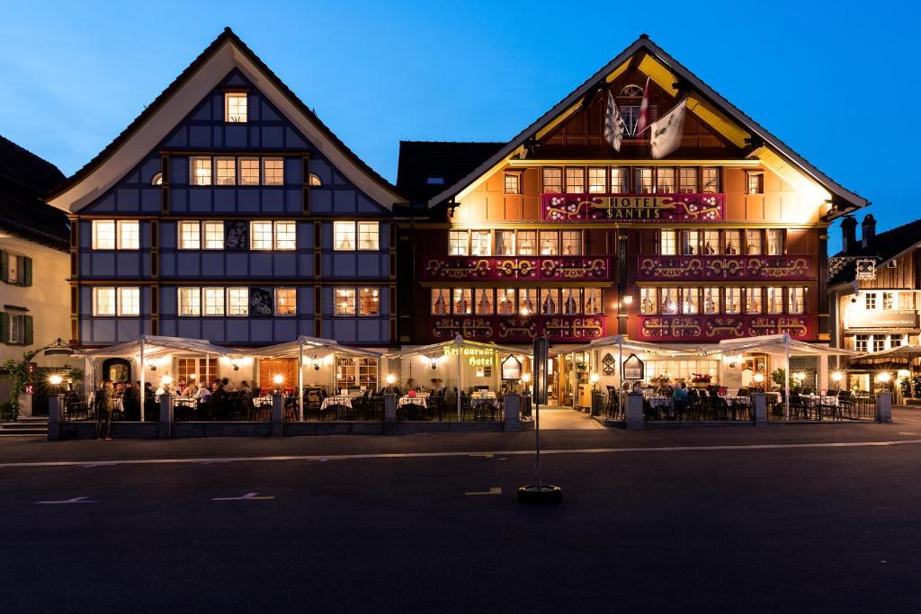 Romantik Hotel Santis Appenzell Switzerland Booking Com