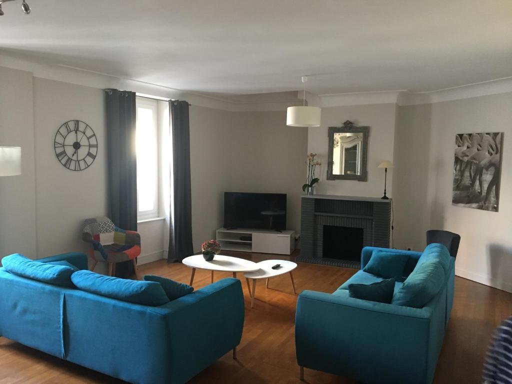 Décoratrice D Intérieur Rodez appartement de charme centre ville, rodez – tarifs 2020