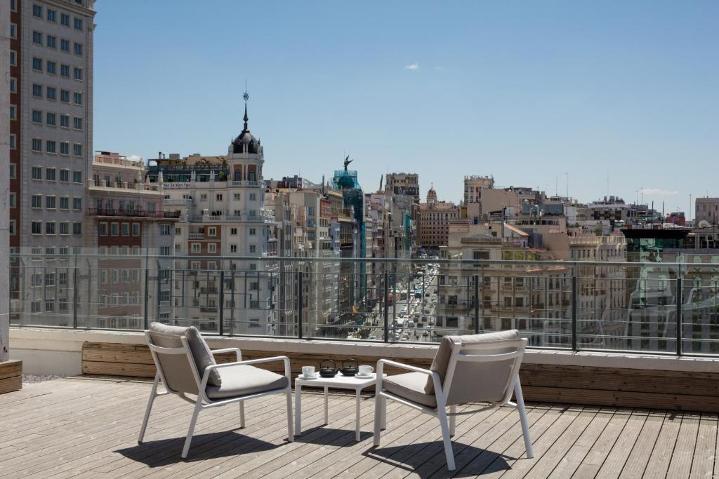 Hotel Barceló Torre De Madrid Spain Booking Com