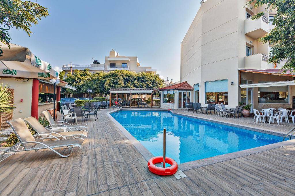 The swimming pool at or near Sofia Hotel