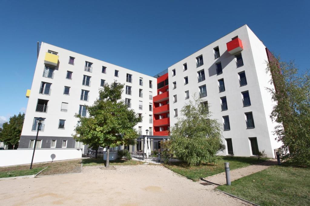 Condo Hotel Odalys City Lyon Bioparc France Booking Com