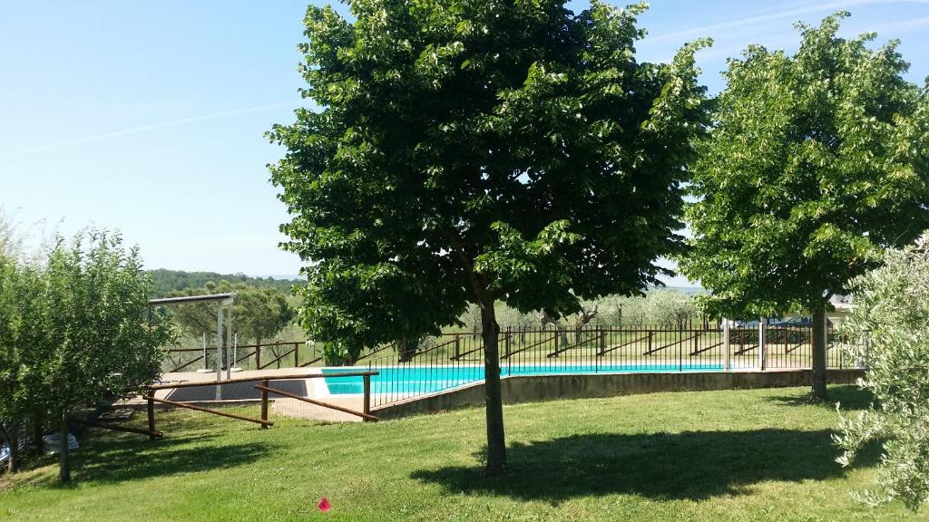The swimming pool at or near Casa Vacanze Il Fornacino