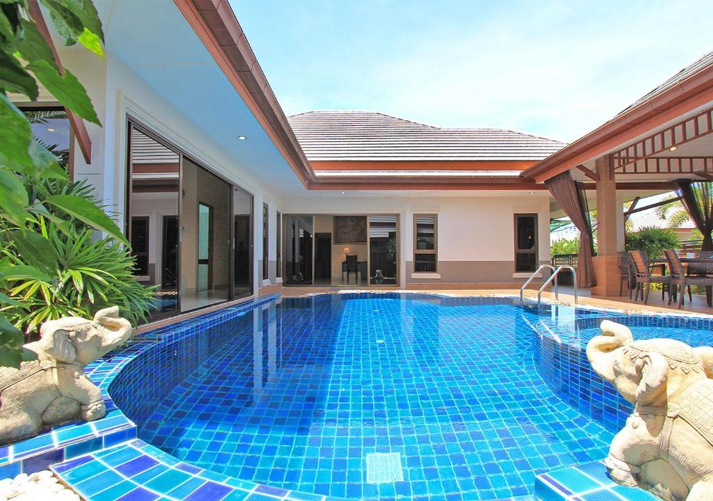 Πισίνα στο ή κοντά στο Victoria Villa II