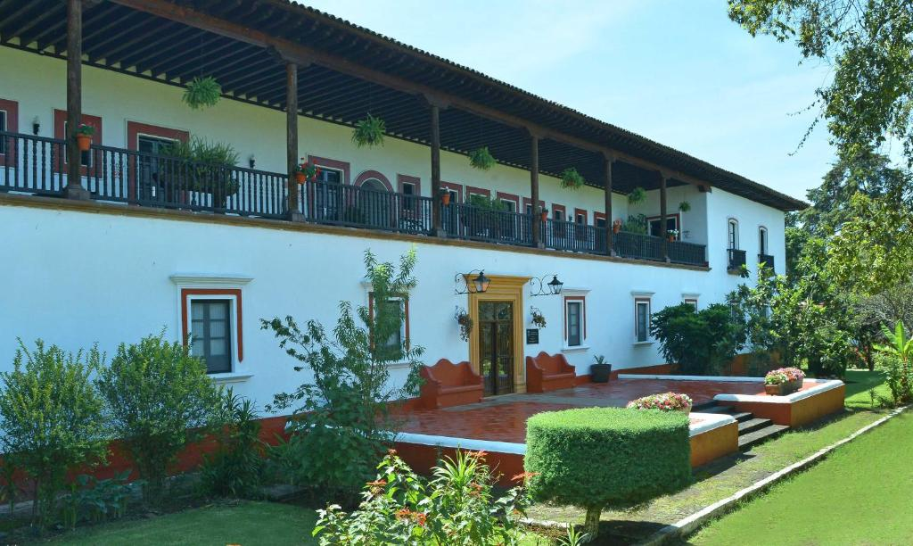 Hotel Best Western Posada de Don Vasco (México Pátzcuaro ...