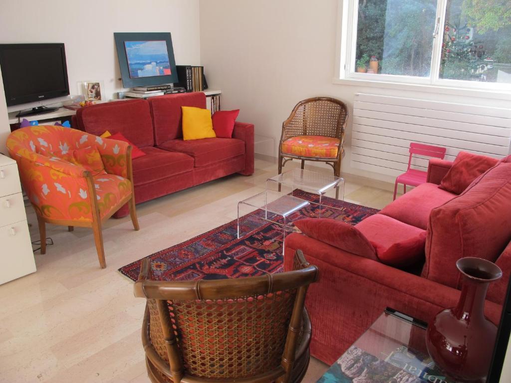 Ferienwohnung 3 chambres et grand jardin (Frankreich Aix-en ...