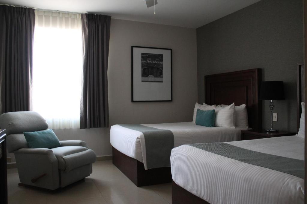 Hotel Suites Mexico Campestre (México León) - Booking.com