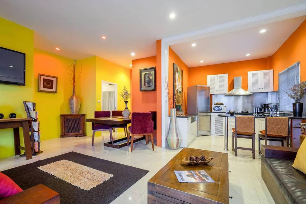 2 Bedroom Beach Front Villa - Bangrak (KENBB2)