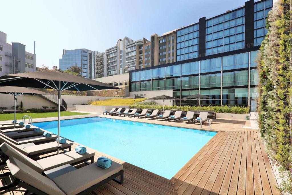Hotel Iberostar Selection Lisboa (Portugal Lissabon ...