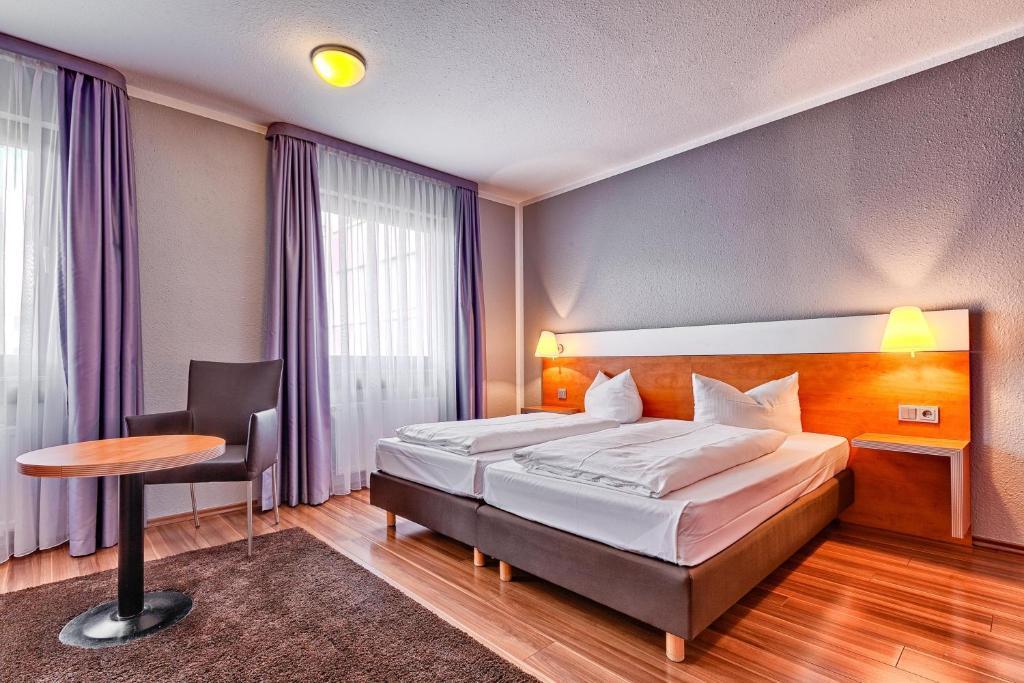Где остановиться в Штутгарте: attimo Hotel Stuttgart
