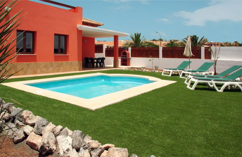 Villas Alicia, Caleta De Fuste, Spain - Booking.com