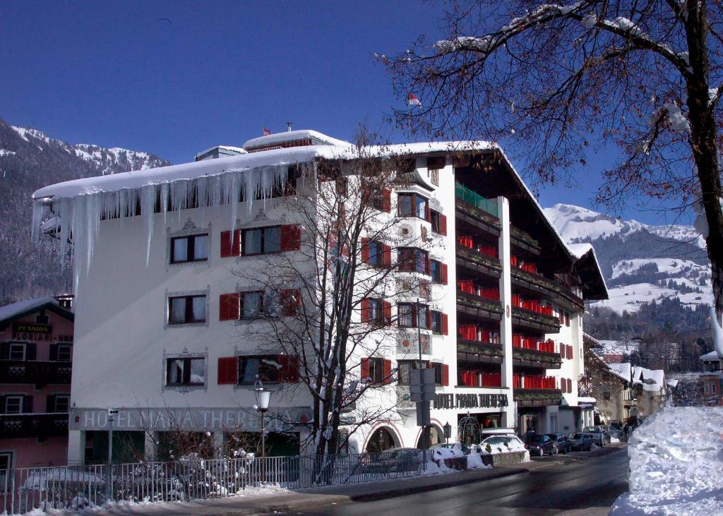 Q! Hotel Maria Theresia בחורף
