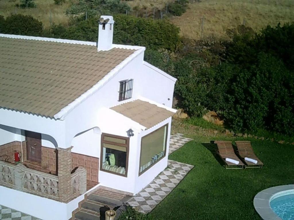 Villa Los Almendros (Spanje El Gastor) - Booking.com