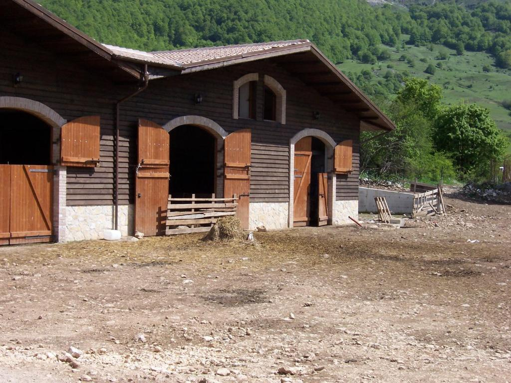Bio Agriturismo Valle Scannese