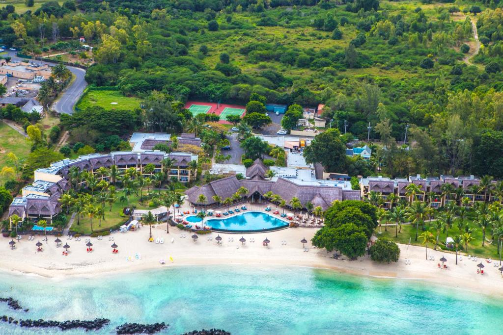 A bird's-eye view of Sands Suites Resort & Spa