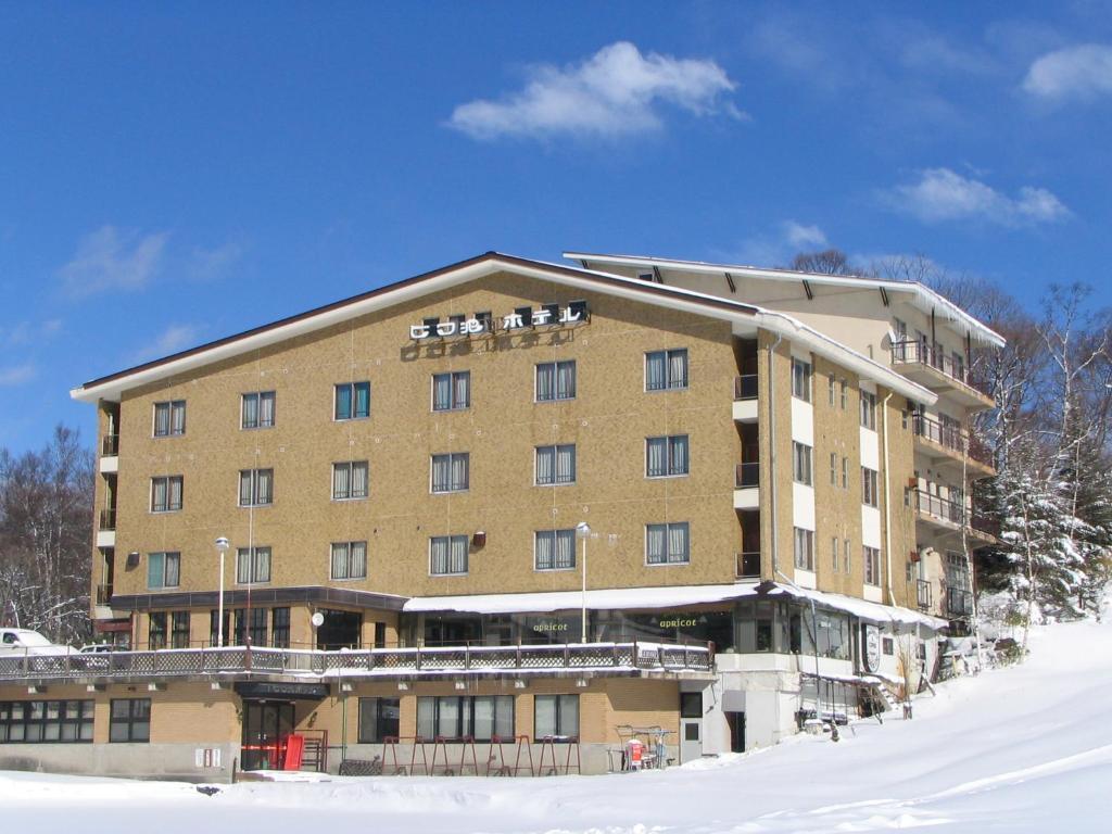 森の温泉宿 ビワ池ホテル (山ノ内町) - Booking.com