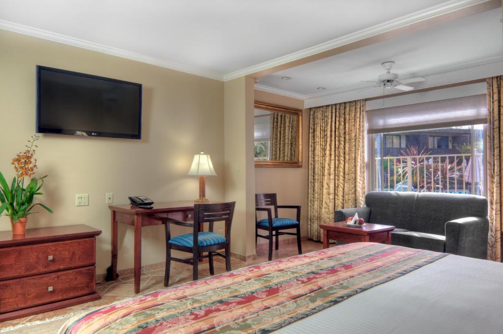 Dinah S Garden Hotel Palo Alto Ca Booking Com