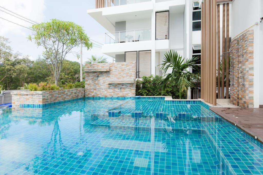 The swimming pool at or near Plus Condominium 2 I