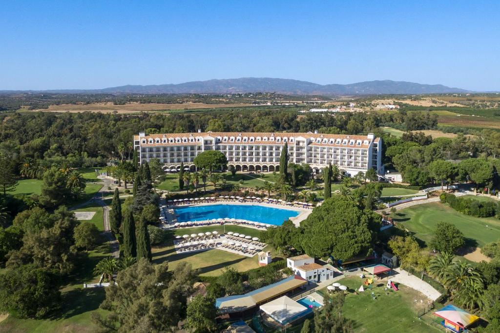 A bird's-eye view of Penina Hotel & Golf Resort