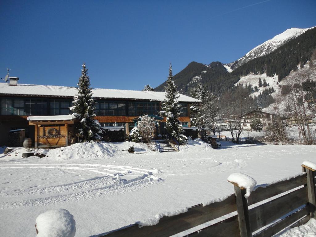 Appartementhaus Wetterloch a l'hivern