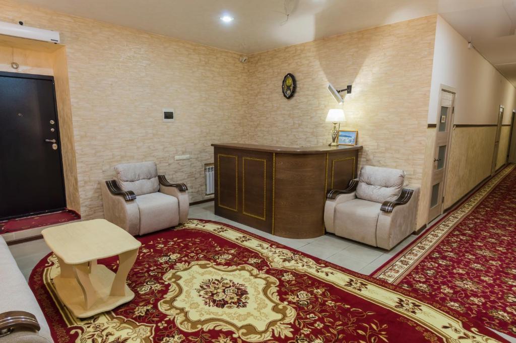 Ванная комната в Гостевой Дом Маргобай