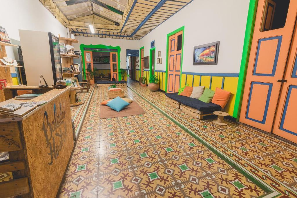 Baladar Hostel Pereira