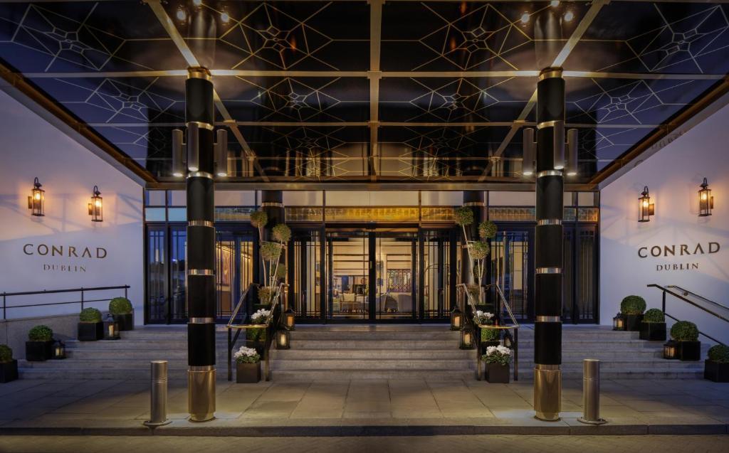 Hotel Conrad Dublin (Irlanda Dublín) - Booking.com