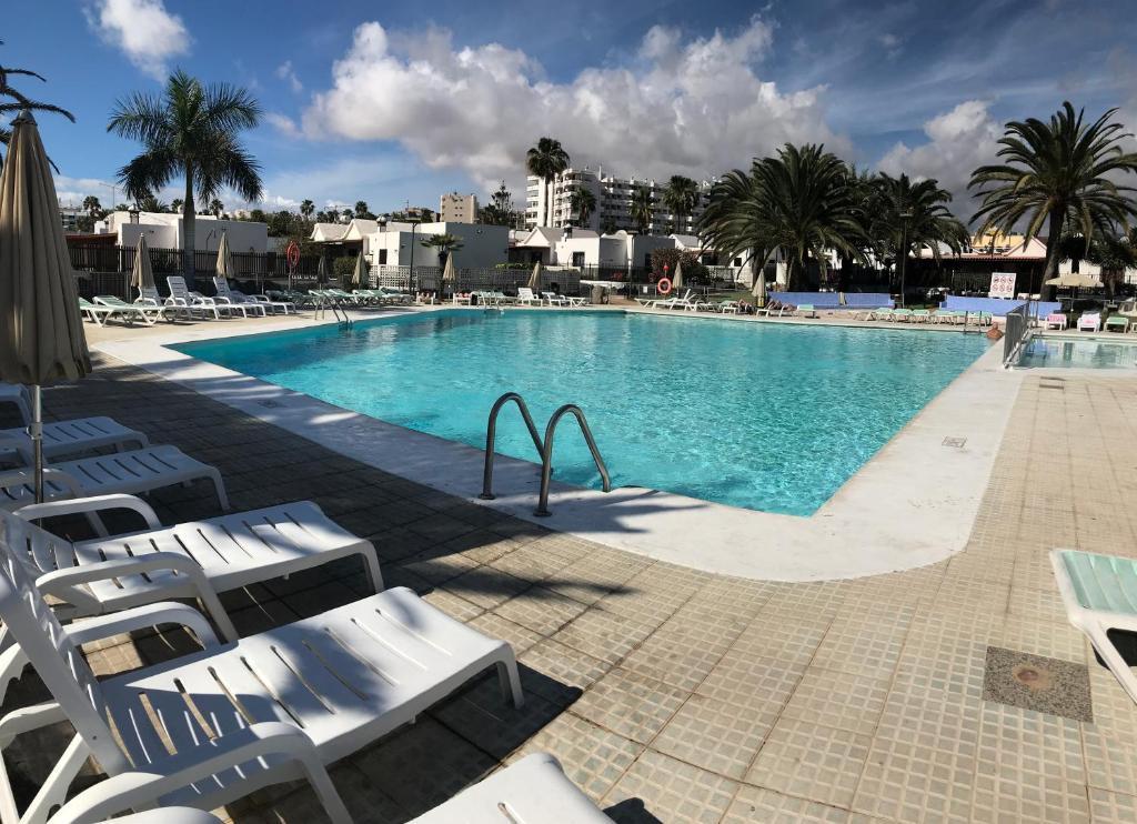 Villa Mateo, Playa del Ingles, Spain - Booking.com