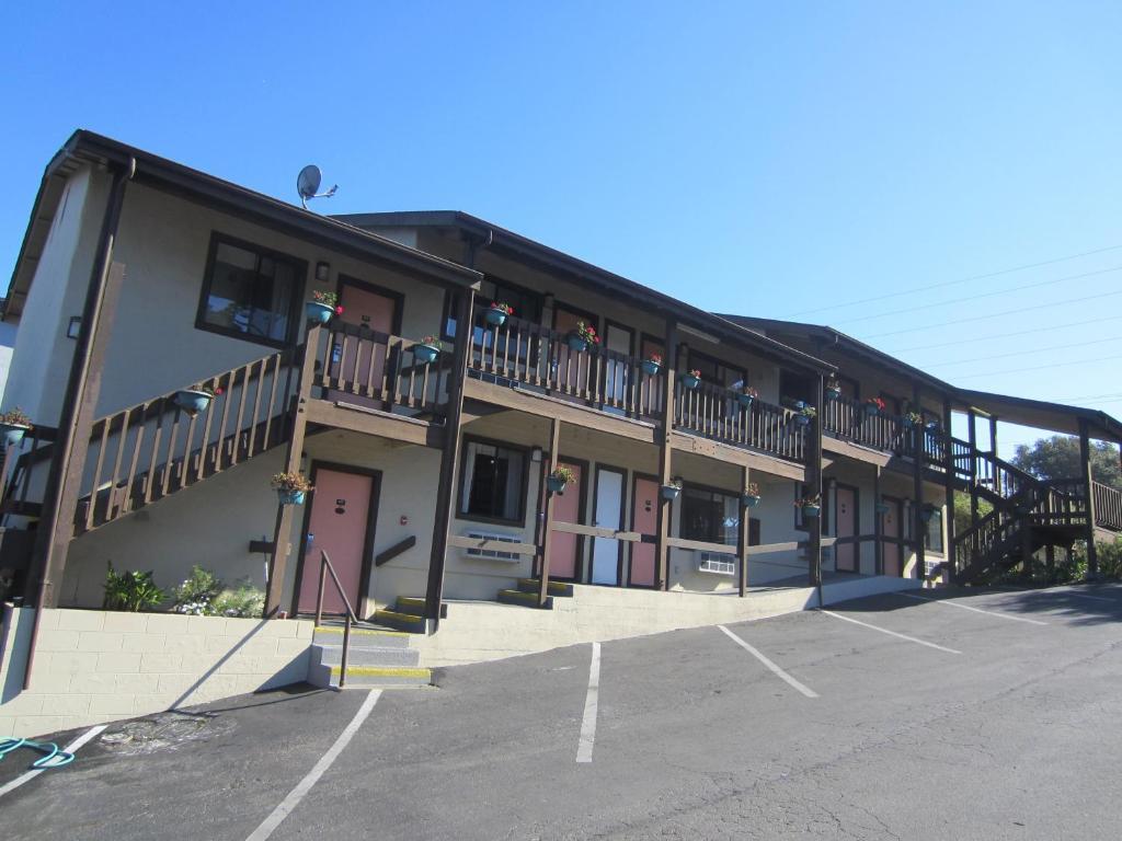 Monterey Fairgrounds Inn.