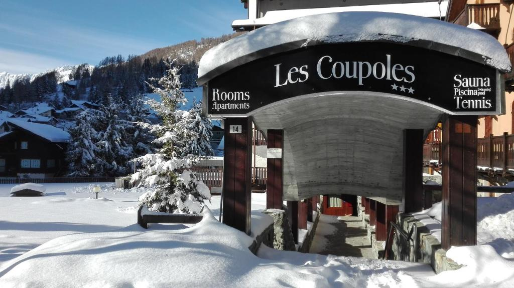Residence Les Coupoles