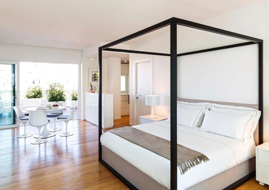 Letto o letti in una camera di Dilman Luxury Stay