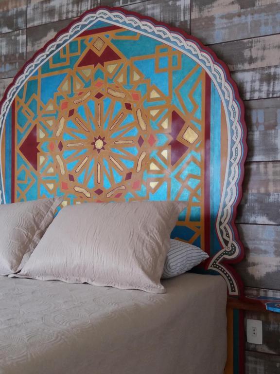 Cama o camas de una habitación en Suite Daisy Feller