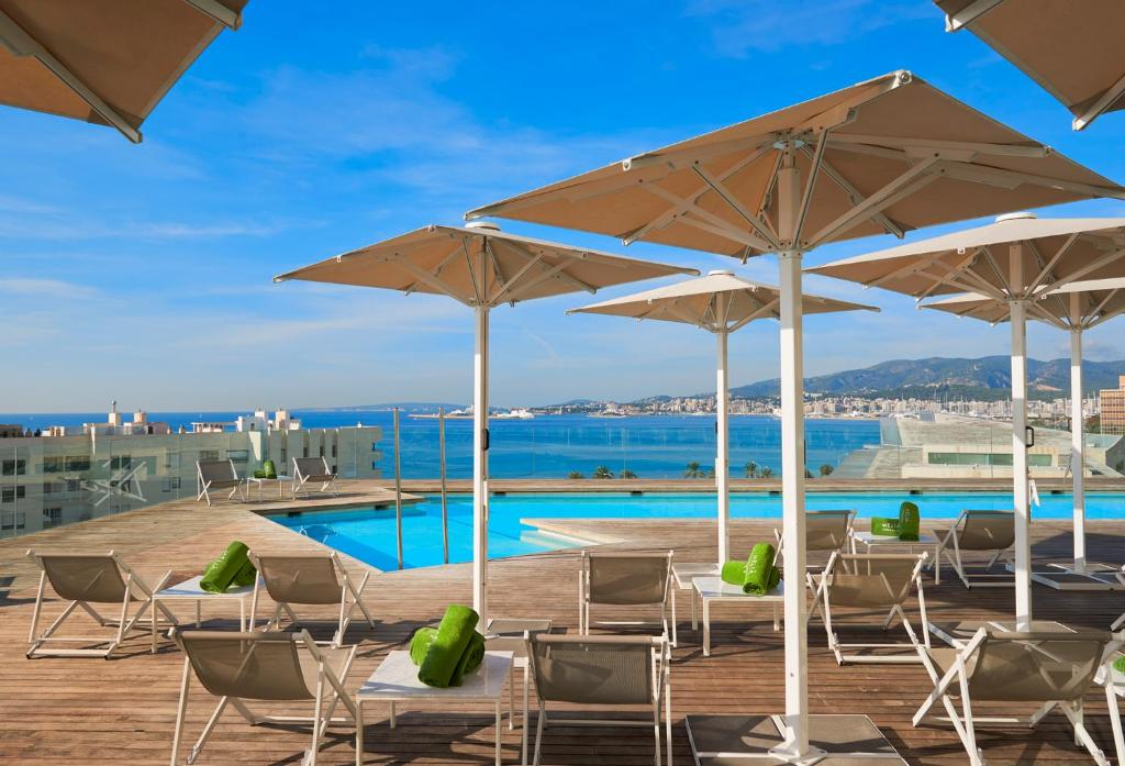 Hotel Melia Palma Bay Palma De Mallorca Spain Booking Com