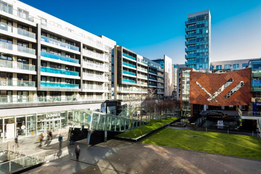 Sandyford Business District defines success of suburban