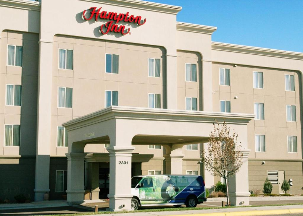 Hampton Inn - Great Falls.
