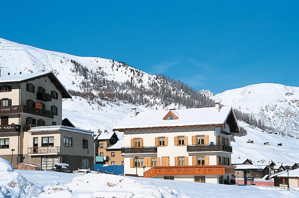 Lejligheden Casa Confortina 151w Italien Livigno Booking Com