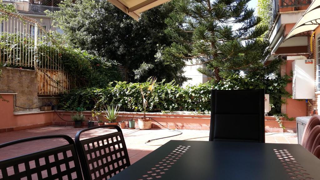Apartment La Terrazza Rome Italy Booking Com