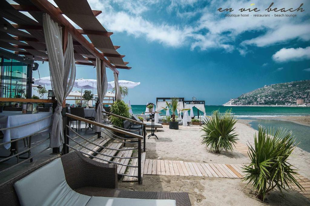 En Vie Beach Boutique Hotel Adults Only Alanya Harga