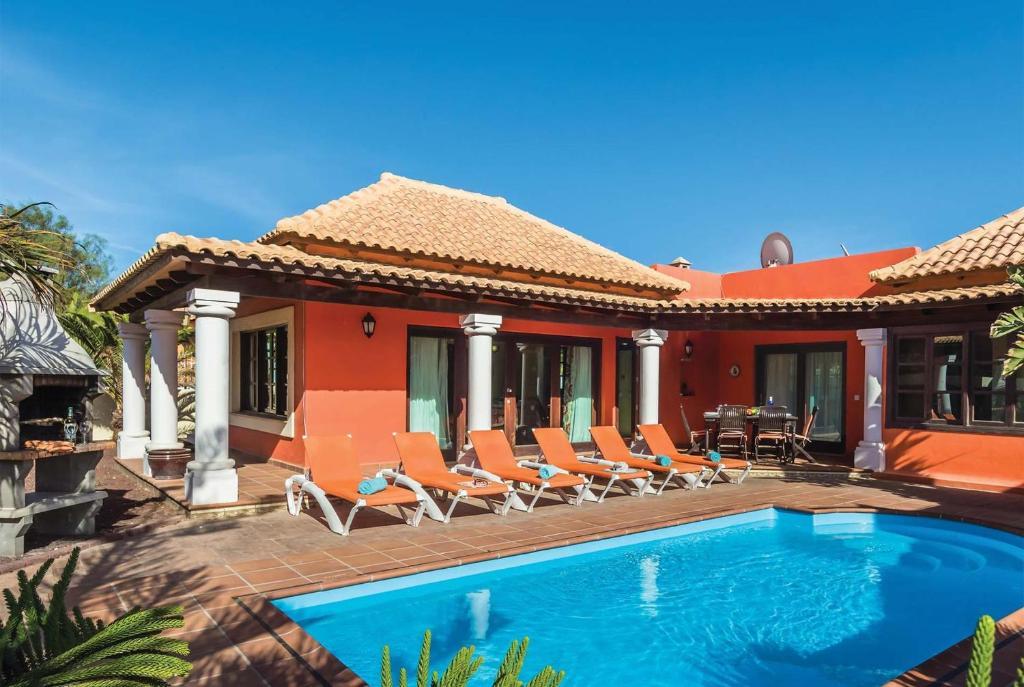 Villa Casa Luca (España Corralejo) - Booking.com