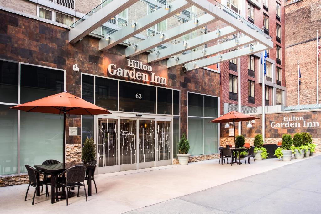 Hilton Garden Inn West 35th Street Usa New York Booking Com