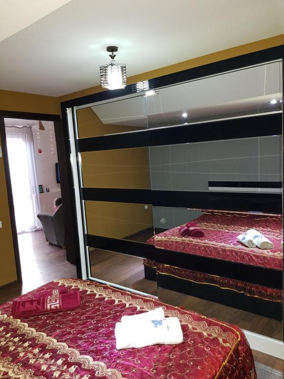 Lova arba lovos apgyvendinimo įstaigoje House In Avlabari