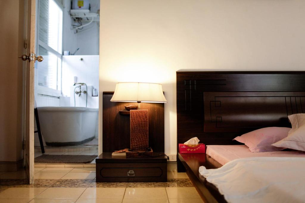 Authentic French Colonial Villa in center of Ho Chi Minh City