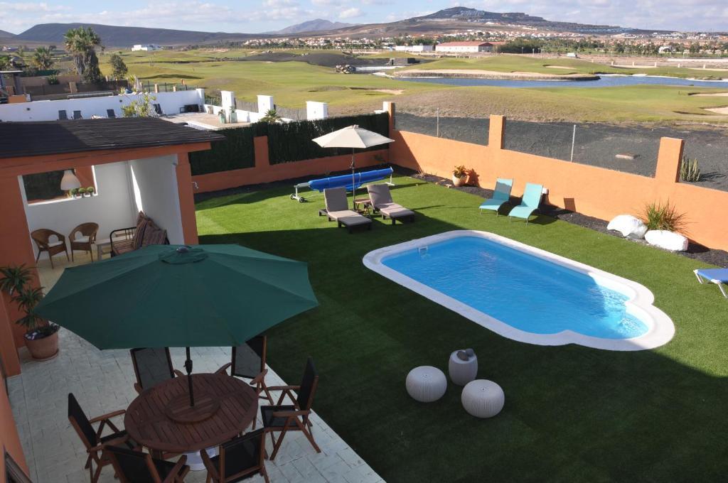 ECO Villa White Suite with climatiz (Spanje Caleta de Fuste ...