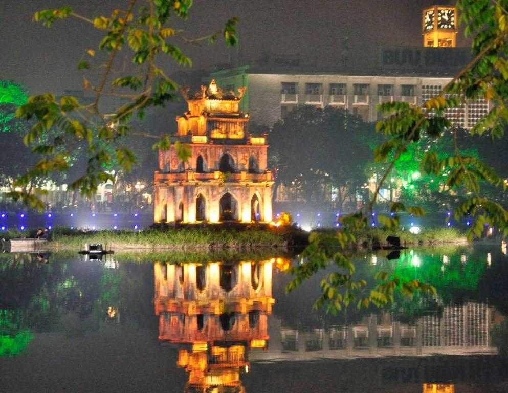 Hanoi Downtown Hotel, Vietnam - Booking.com