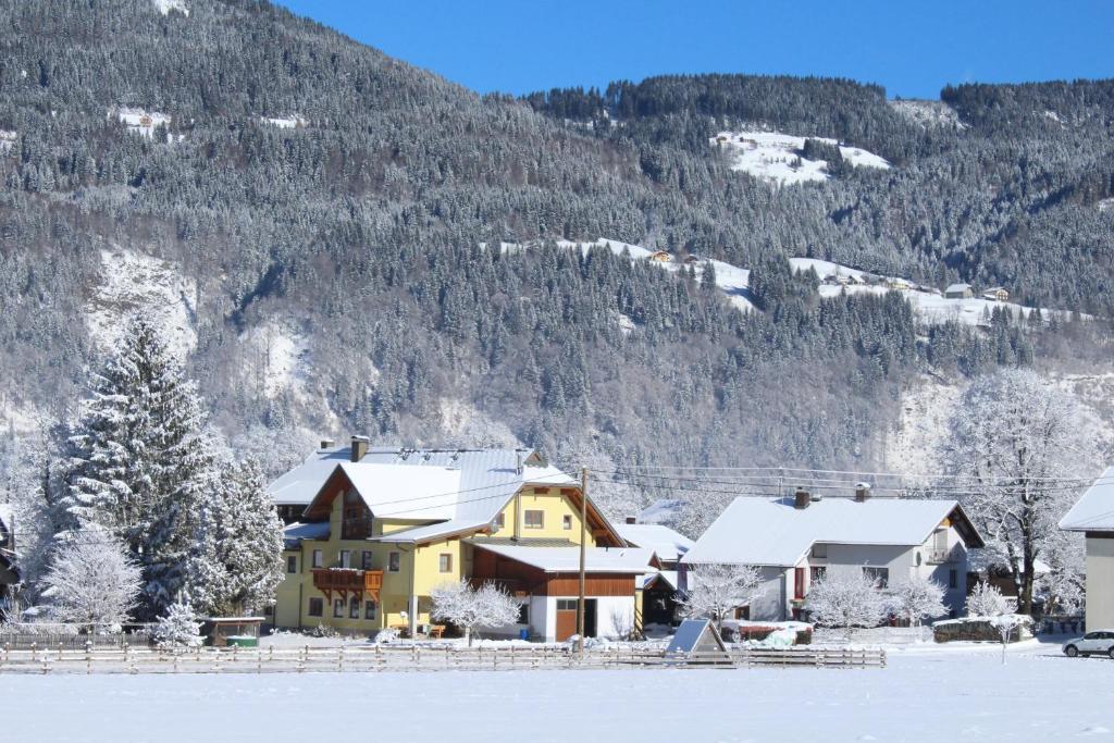 Landhaus Flaschberger im Winter