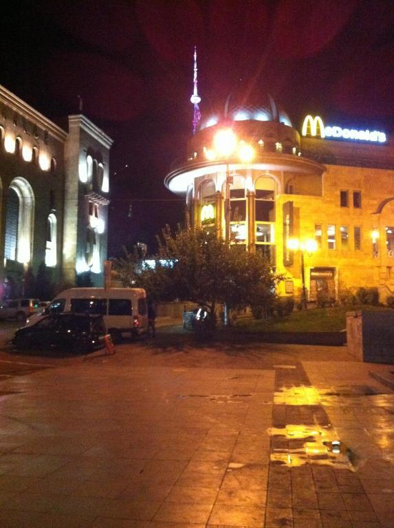Dreamlike World Apartment on Rustaveli