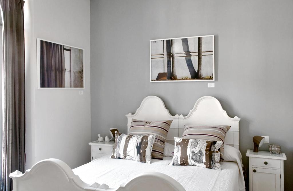 Un ou plusieurs lits dans un hébergement de l'établissement Rossosegnale