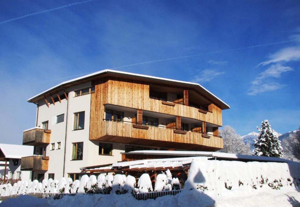 Residence Aichner im Winter
