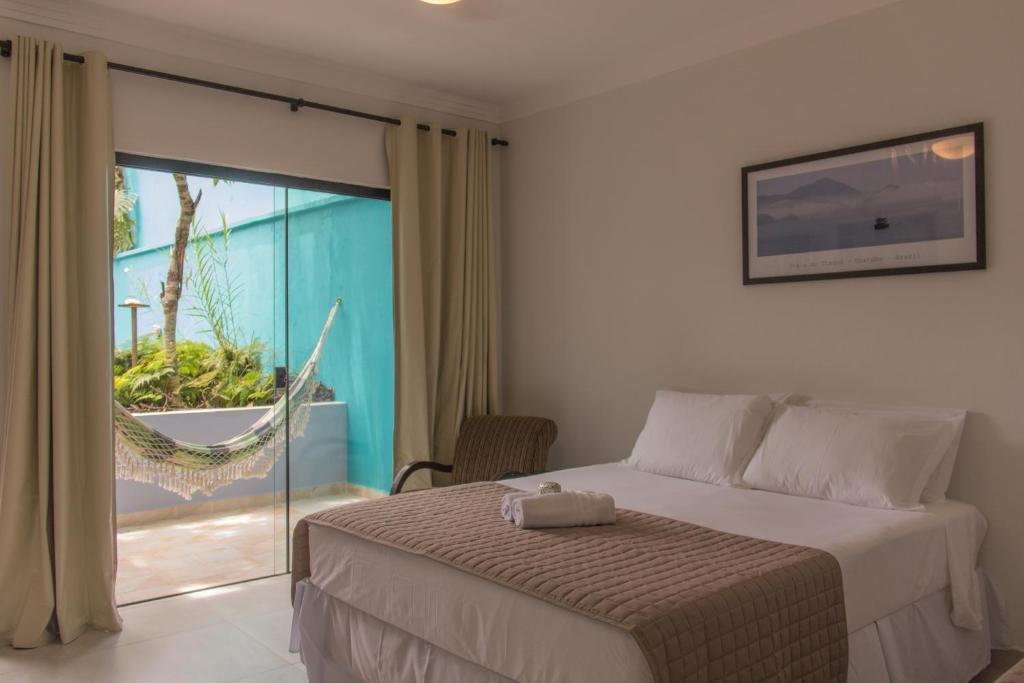 Cama ou camas em um quarto em Rentes House