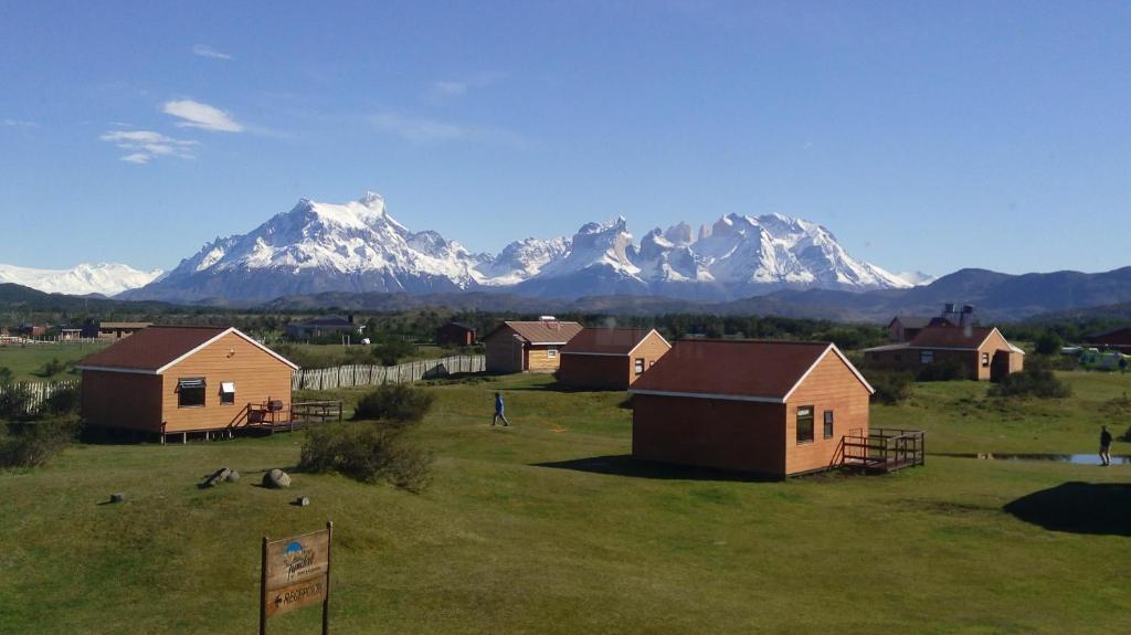 General mountain view o mountain view na kinunan mula sa lodge