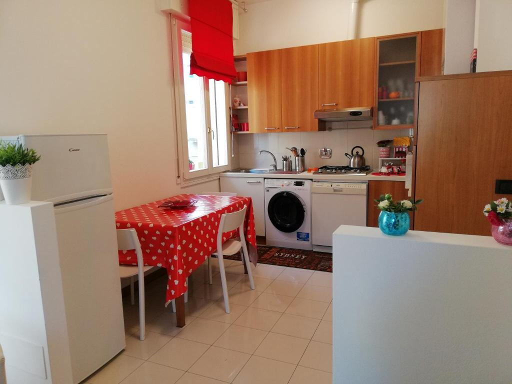 Cucina o angolo cottura di House Katia